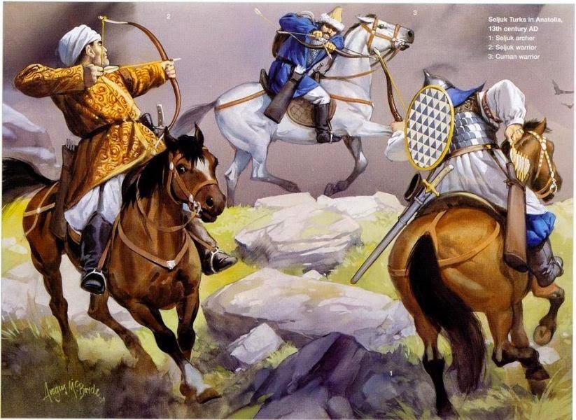 Anadolu'ya yerleştirilen Kumanlar (Manavlar)