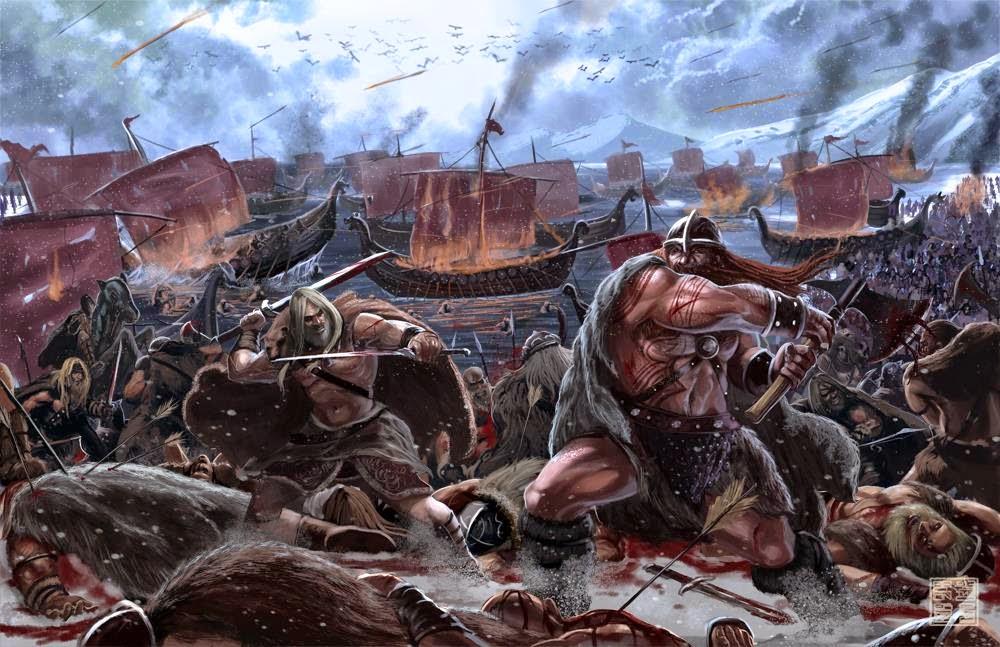 İskandinav Mitolojisinin kökenindeki Türk Mitolojisi
