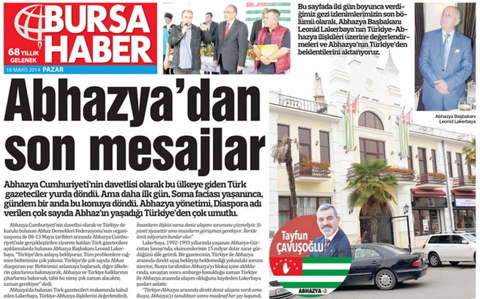 Canlar ülkesi Abhazya (3)