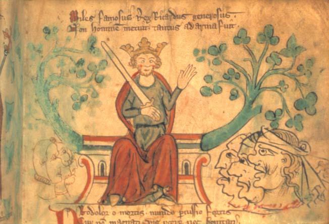 I'nci Richard ve Beraberindekilerin Kutsal Topraklara Yaptıkları Yolculuğun Notları