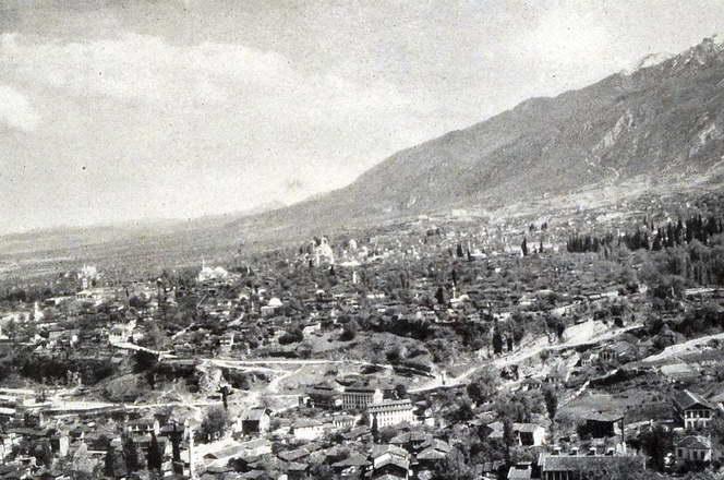 Mary A. Walker'ın Bursa anıları ve Karadeniz boyundaki son Oğuz devleti