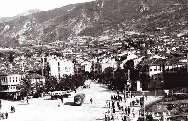 Bursa kent içi ulaşım ve BBOİ