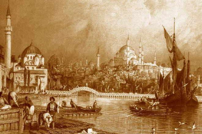 Bursalı Osmanlı tarihçisi Neşri