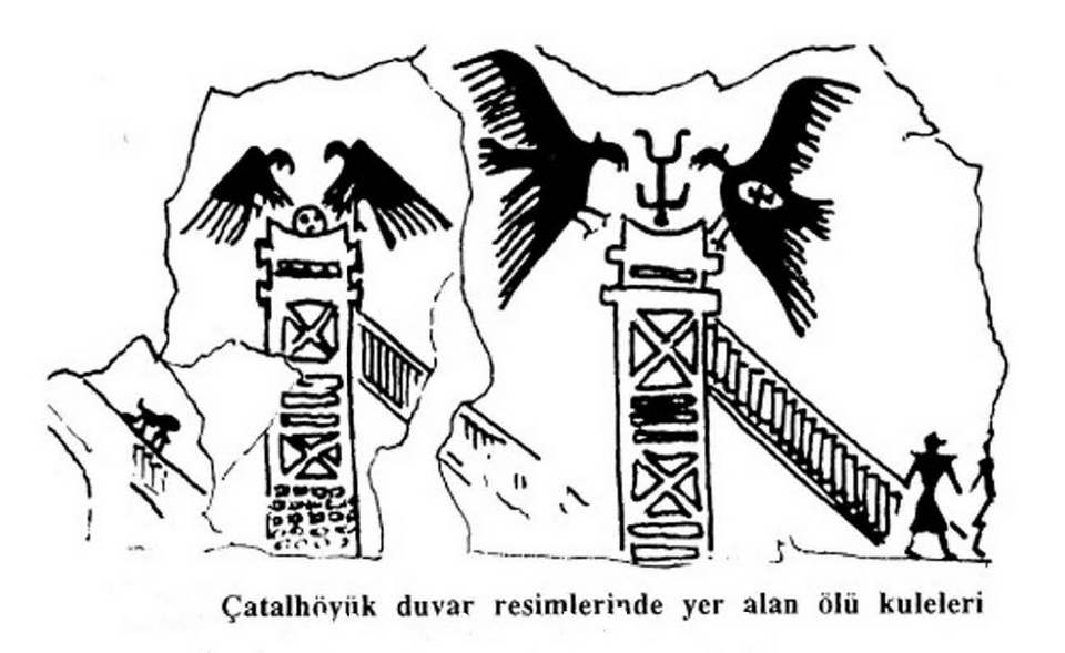 Kafkasya'dan İspanya'ya, Anadolu'dan Orta Doğu'ya dolmenler