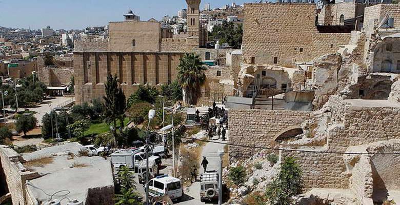 Hebron konumuza geri dönüyoruz (Günümüzde El Halil)