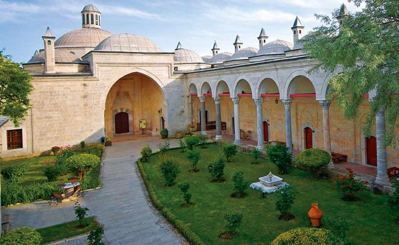 Osmanlı'nın kuruluş yıllarında Bursa'da sağlık