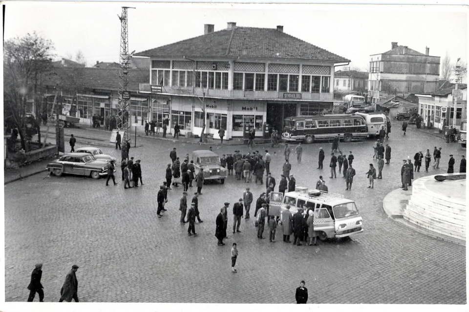 Karacabey'de ulaşımın tarihçesi