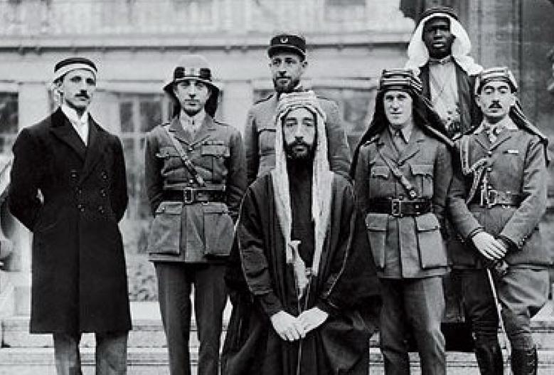 Milli Mücadele Sırasında ve Öncesinde Türk-Arap İlişkileri