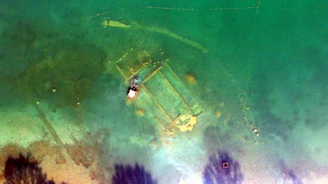 Dünya'nın en önemli keşiflerinden biri: İznik Su Altı Bazilikası