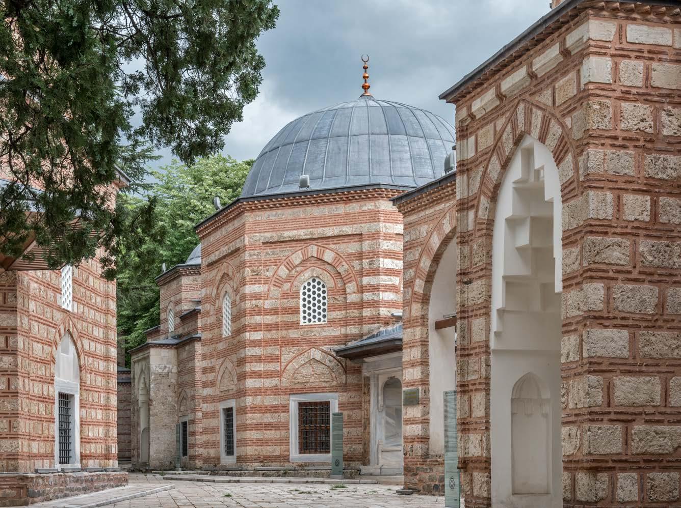 Dededen Toruna Bursa Muradiye