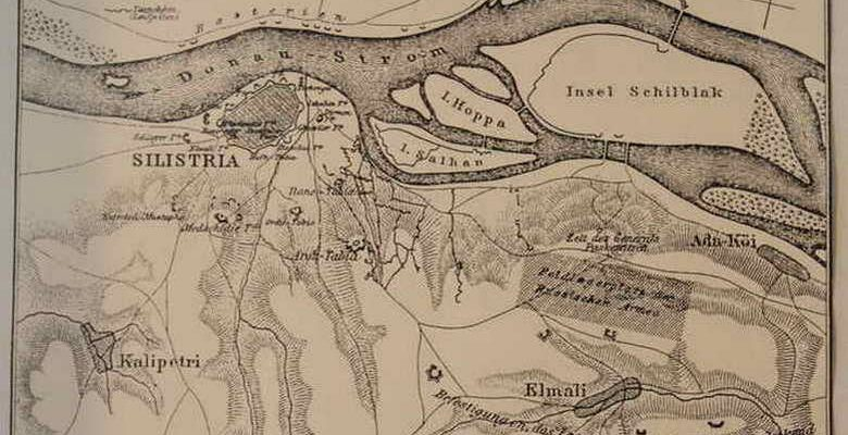 1806-1812 Osmanlı-Rus Savaşı… Tuna Boyunda Batın Köyü Muharebeleri