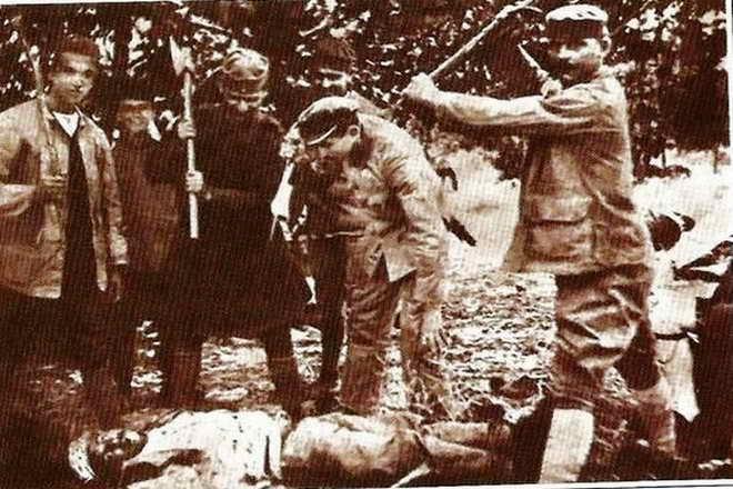 Yunan askerinin kaleminden Yenişehir'in işgal günleri