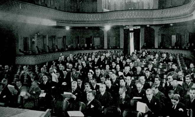 Türkiye Cumhuriyetinin İlk Belediyeler Kongresi (24-27 Ekim 1935) ve Yenişehir Belediyesi
