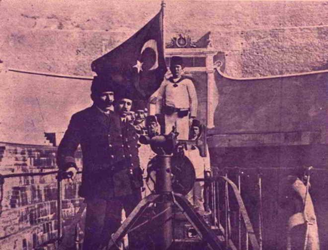 Çanakkale Deniz Savaşlarının Bursalı Bir Kahramanı: Müstecib Onbaşı