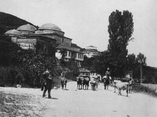 Bulgar seyyahın gözünde Bursa