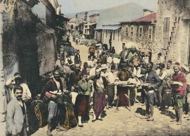 Osmanlı'da Nüfus Sorunu Üzerine