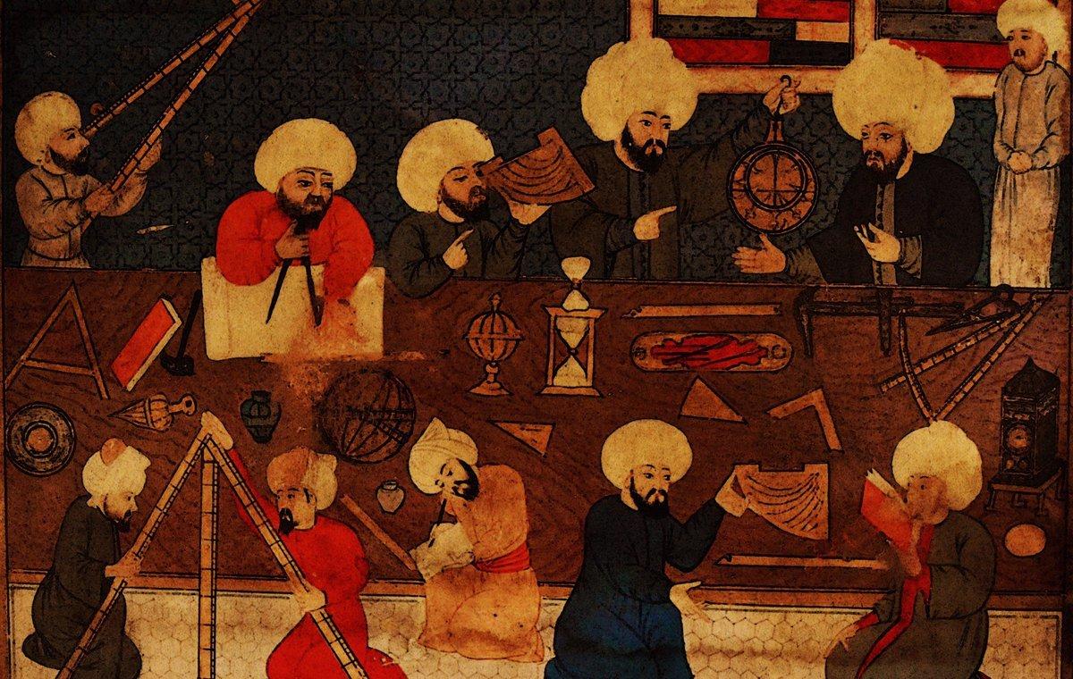 Semerkand'dan Kastamonu'ya Astronom Şirvani