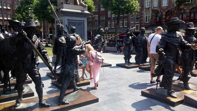 Bir Hollanda gezisi ve Rembrandt