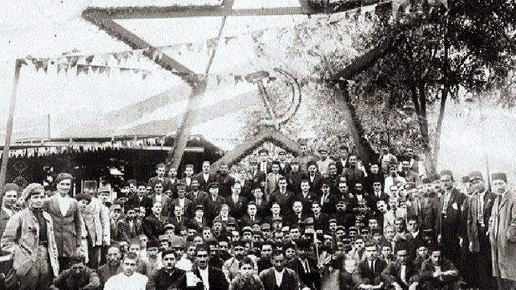 Osmanlı ve Teşkilatı Mahsusa'nın Müttefiki Küçük Han