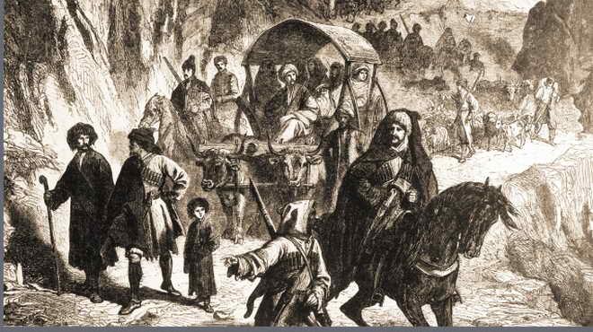 Büyük Kafkas Sürgünü'nde Vatan (21 Mayıs 1864)