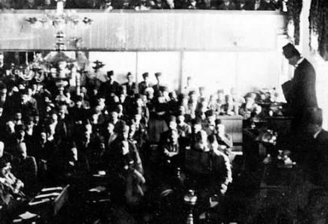 Birinci ve İkinci Dönem Türkiye Büyük Millet Meclisi'nde Bursalı Milletvekilleri