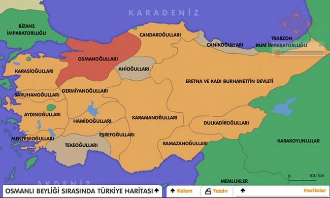 Osmanlı Devletinin Kuruluşu: Aşiretten mi Yoksa Uç Beyliği mi?