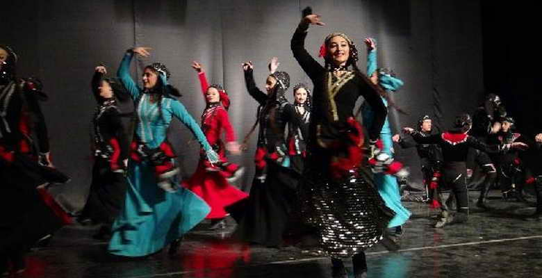Ortak Halk Kültürü Kodları İtibarıyle Kafkasya (Kırım-Kuzey-Güney Kafkasya) ve Anadolu