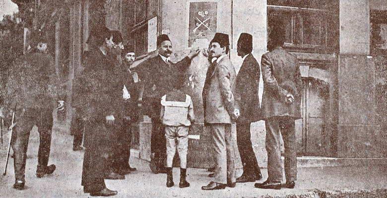 1914… Osmanlı için savaş tam tamları çalarken!