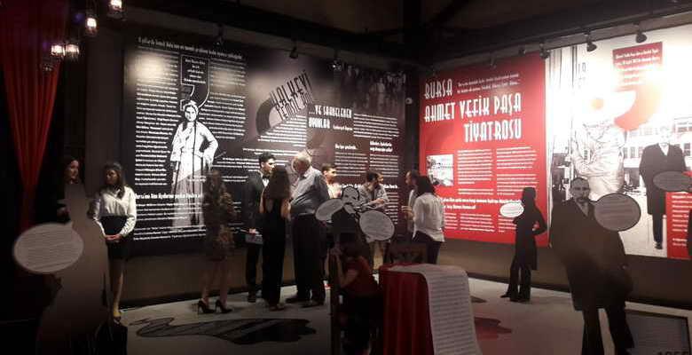 Bursa'da Tiyatro 140 Yaşında – Hoş Bir Sadâ, Ahmet Vefik Paşa