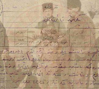 Bursa'nın işgali sırasında Mustafa Kemal'in bir telgrafı
