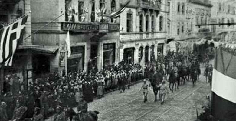 İstanbul'un İşgalinin 100. Yılı