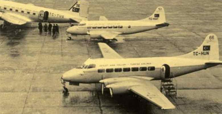 Lodos estiğinde uçaklar Bursa'ya inemezdi