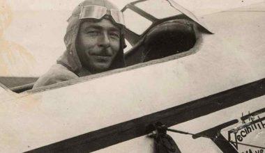 Hayatı filme çekilen Pilot Vecihi Hürkuş'un Bursa günleri